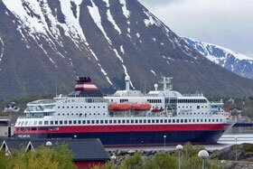Norwegian coastal express