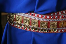 Lapp clothing belt